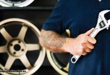 Talleres de neumáticos en Madrid