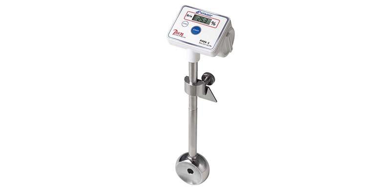 refractómetro de inmersión