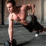 entrenamiento de gimnasio