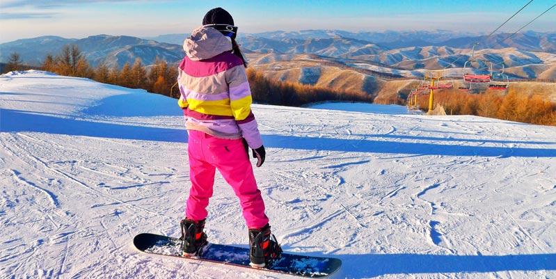 mejores deportes en la naturaleza de nieve