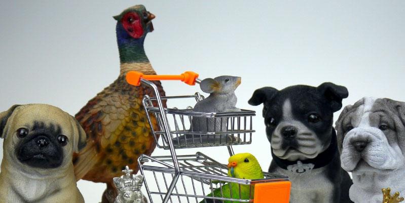 Tiendas de implementos para mascotas