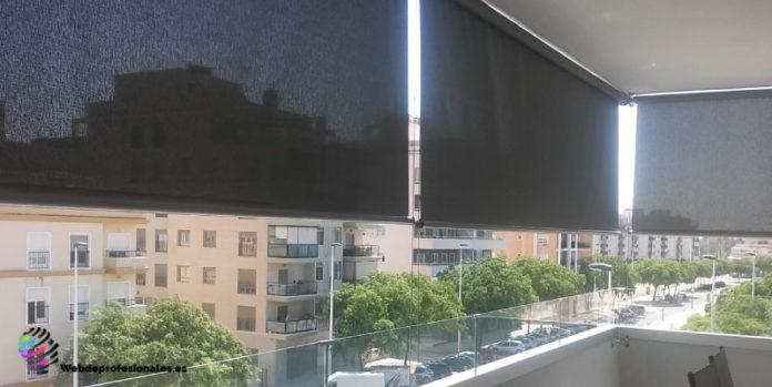 tipos de cortinas y estores
