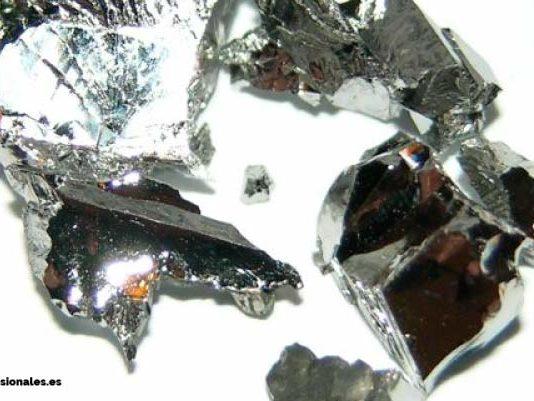 wolframio mineral