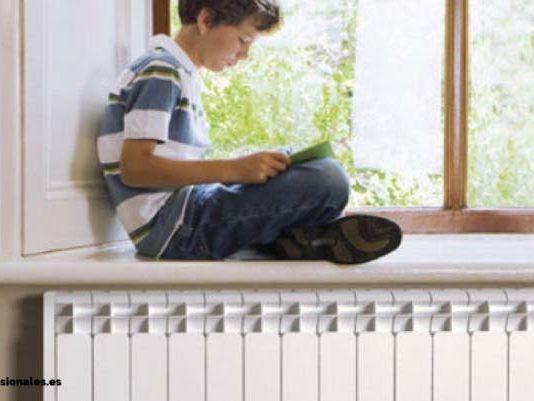como cubrir un radiador