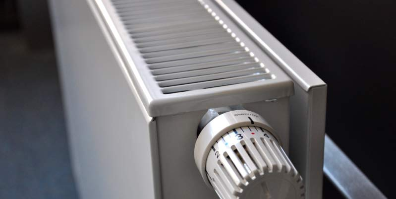 ejemplos para cubrir un radiador