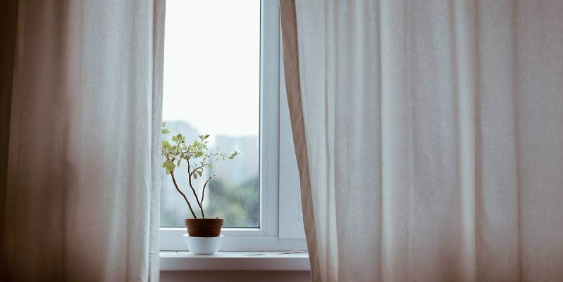 ¿Cómo elegir tus cortinas?