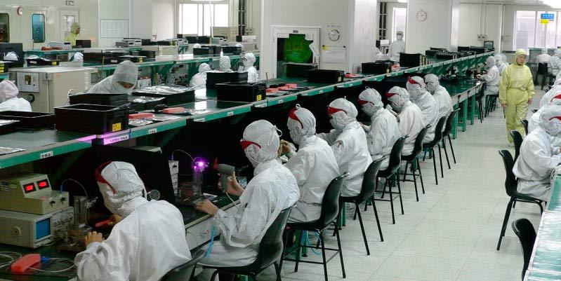 compañias de robotica