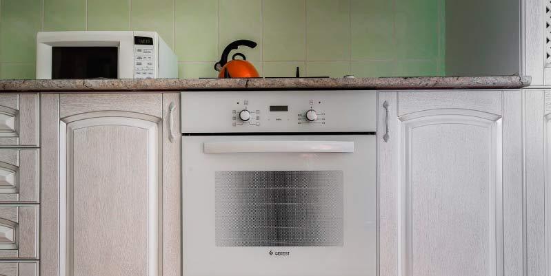 como limpiar horno electrico con bicarbonato