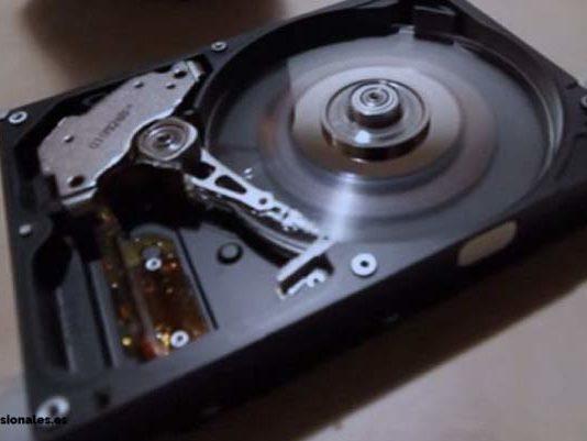 como arreglar un disco duro