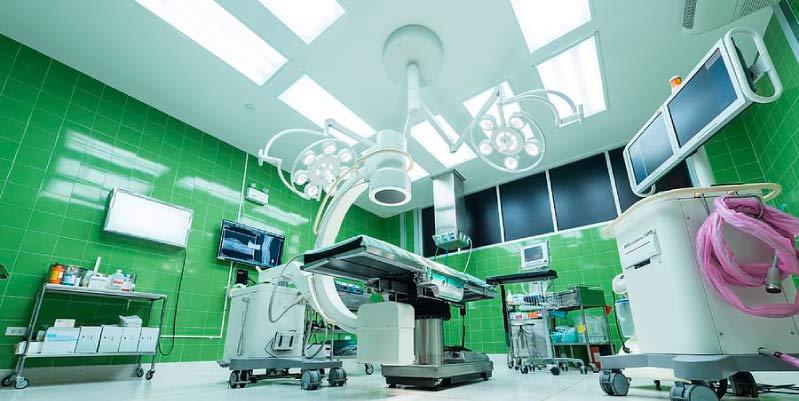 fabrica de insumos medicos