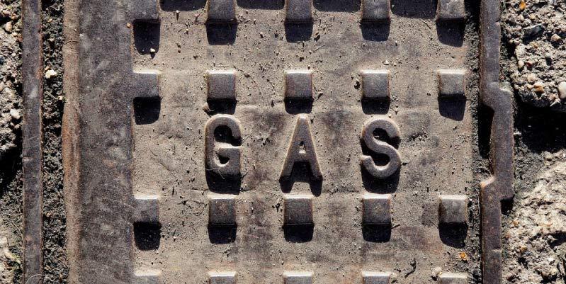 calefacción electrica o gas natural