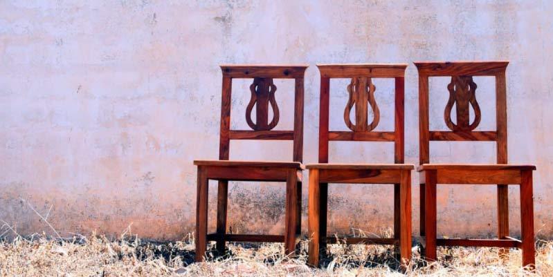 Cómo encolar una silla de madera paso a paso