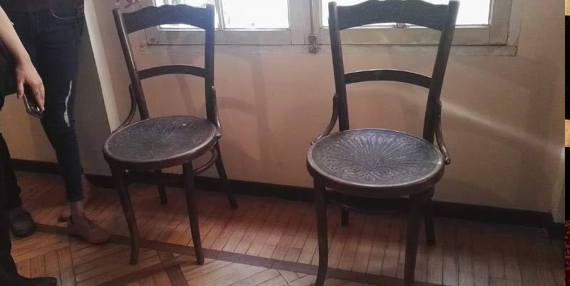 Materiales para encolar tu silla de madera