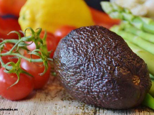 desinfeccion de frutas y verduras