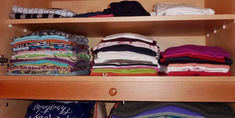 trucos ordenar armario