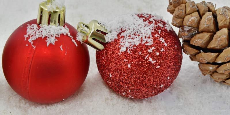 como hacer bolas de navidad personalizadas