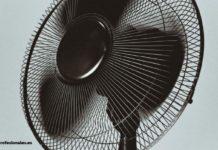 como reparar un ventilador de pie