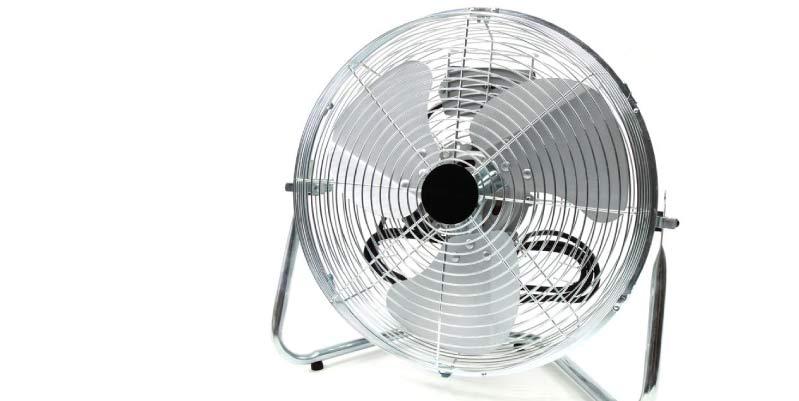 como se repara un ventilador
