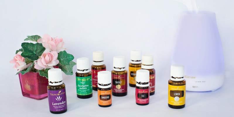 mejores marcas de aceites esenciales para aromaterapia