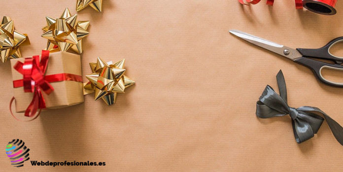 tipos de papel de regalo