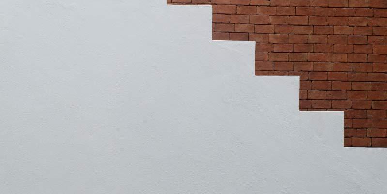 como revestir una escalera de cemento